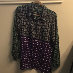 Walter baker blouse really cute !